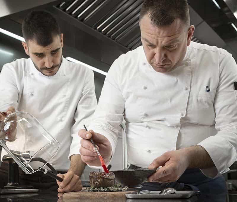 li neuli chef cucina